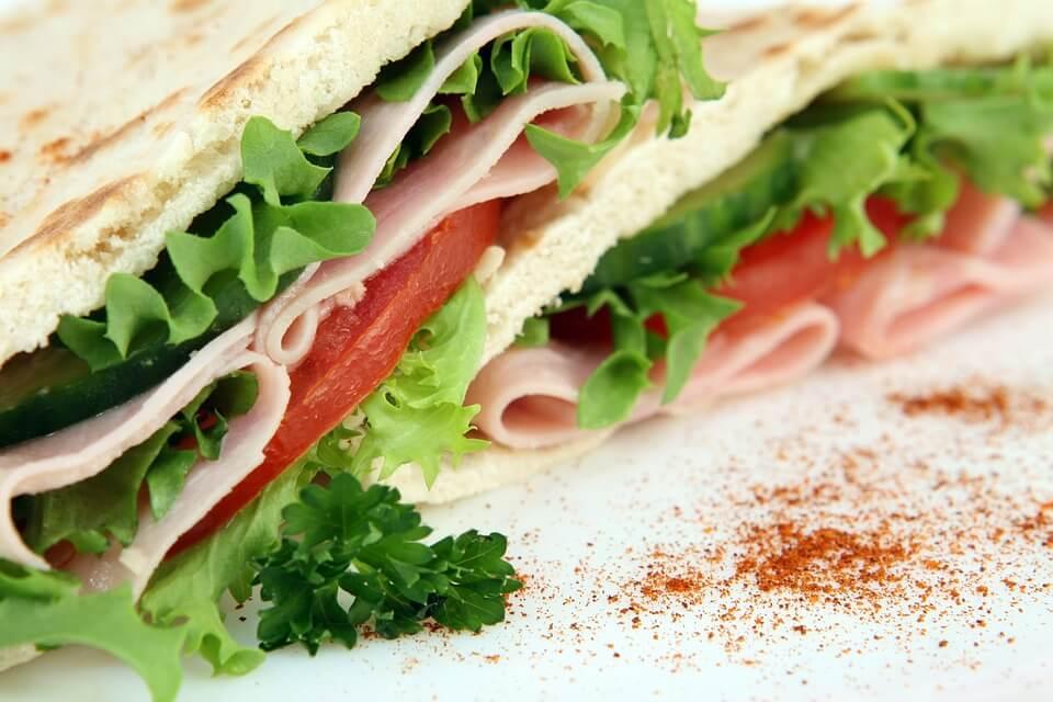 сабвей калорийность сэндвичей