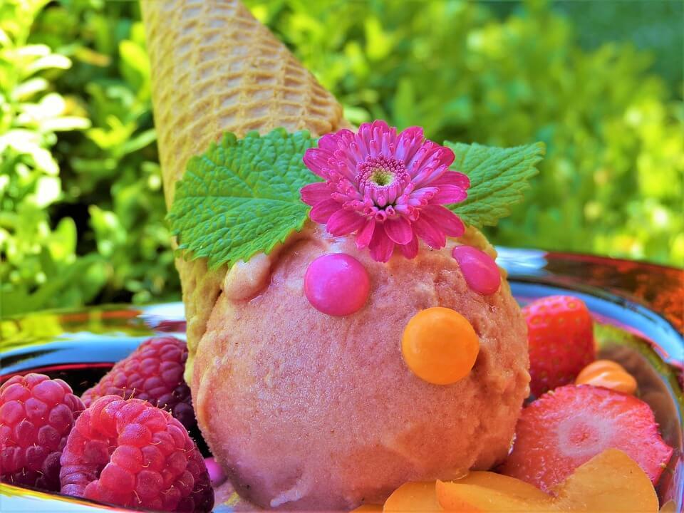 мороженое калорийность на 100