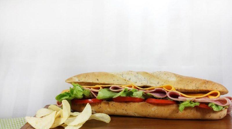 сабвей калорийность