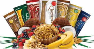 протеиновый батончик калорийность