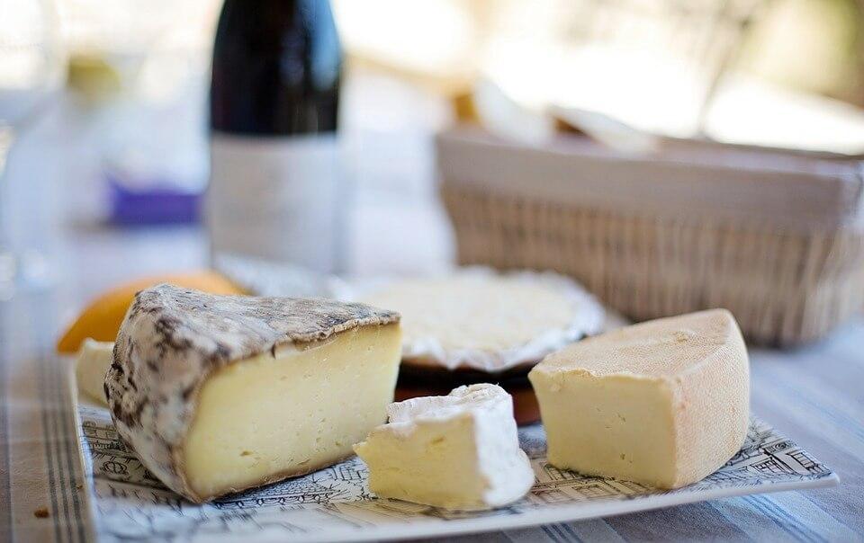 Калорийность сыра: обзор производителей
