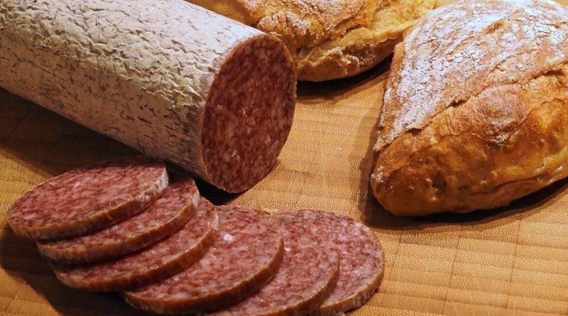 калорийность колбасы