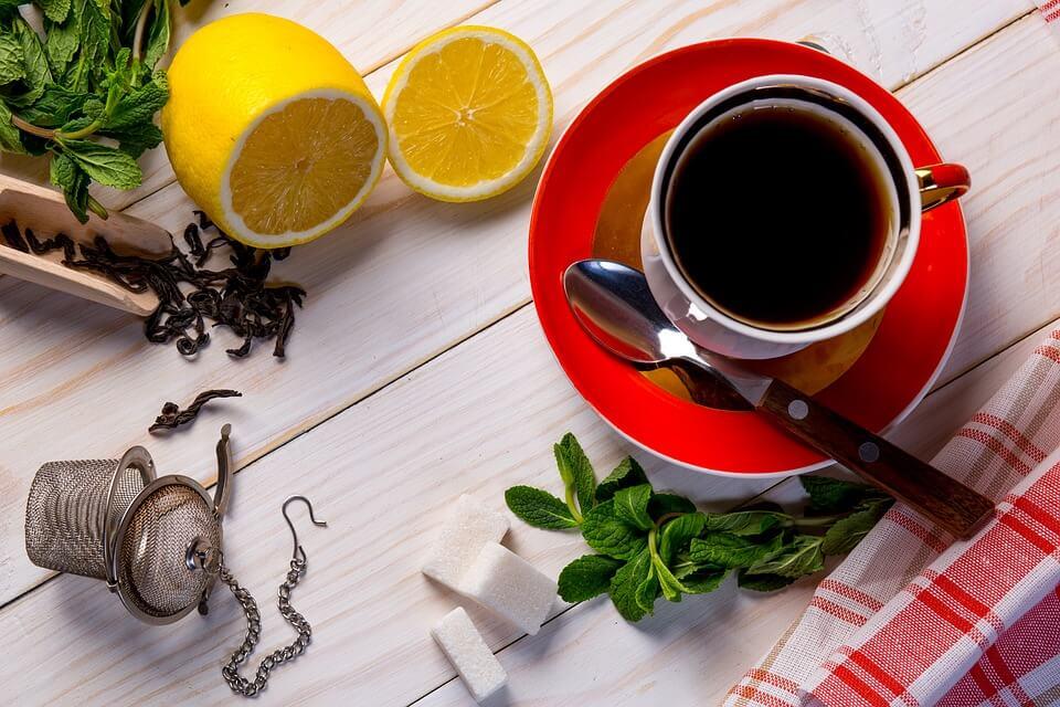 Super жиросжигающий чай: всего 3 ингредиента!