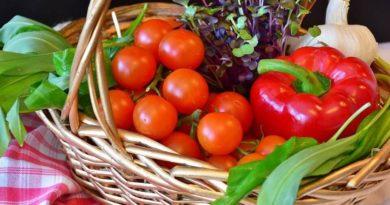 10 правил правильного питания