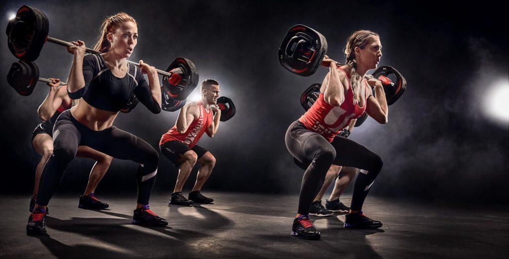 силовая тренировка групповая программа