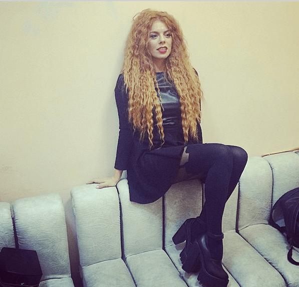 похудевшая Анастасия Стоцкая