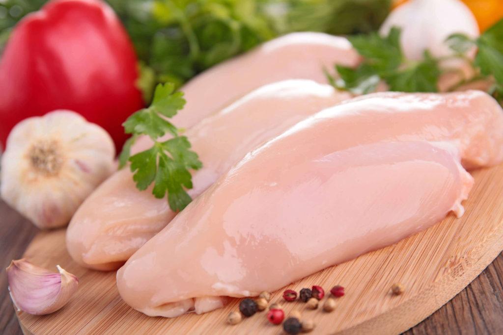 рецепт вкусного салата с куриной грудкой
