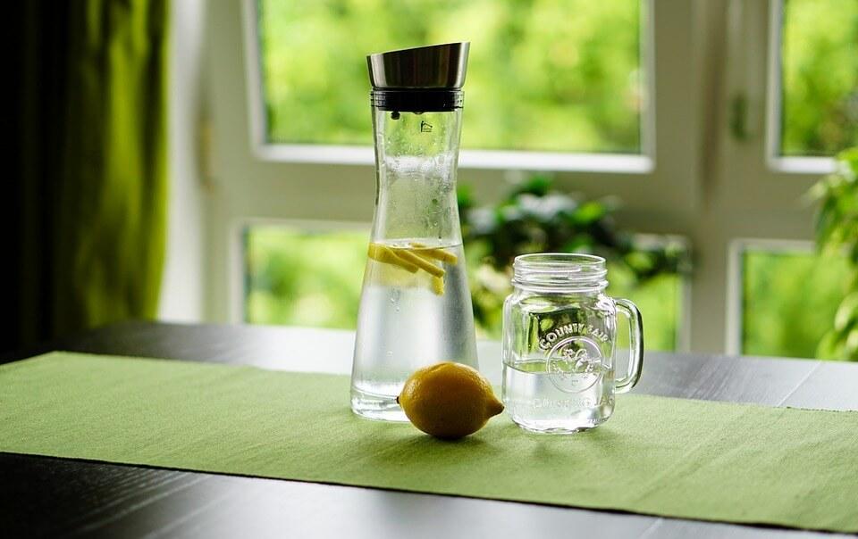 вода похудеть
