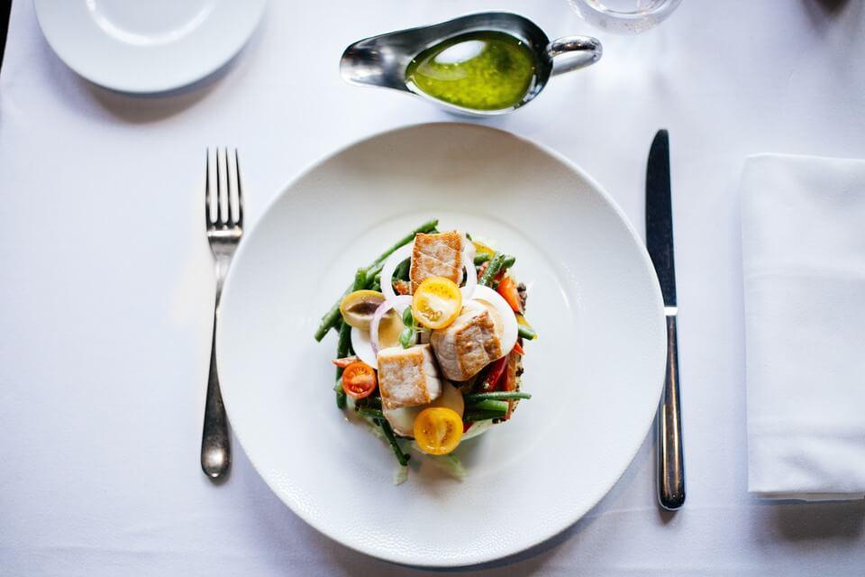 оливковая заправка для салата