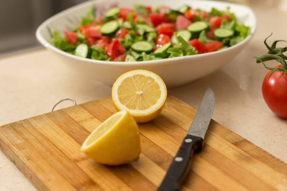 заправка для свежего салата