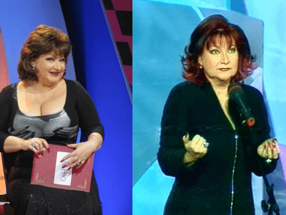 Елена Степаненко похудела фото до и после