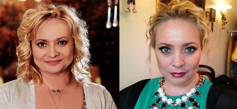 Светлана Пермякова похудела фото до и после