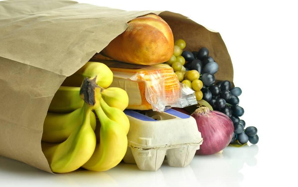 В чем хранить продукты?