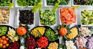 продукты для похудения список