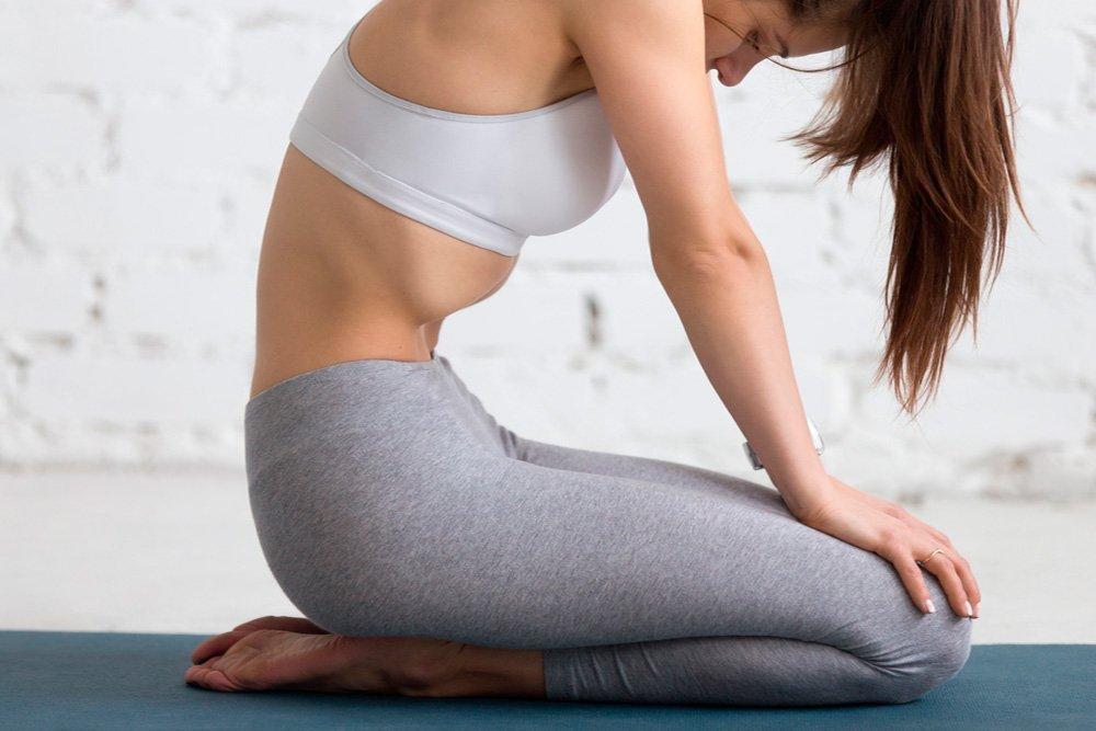 польза упражнения вакуум
