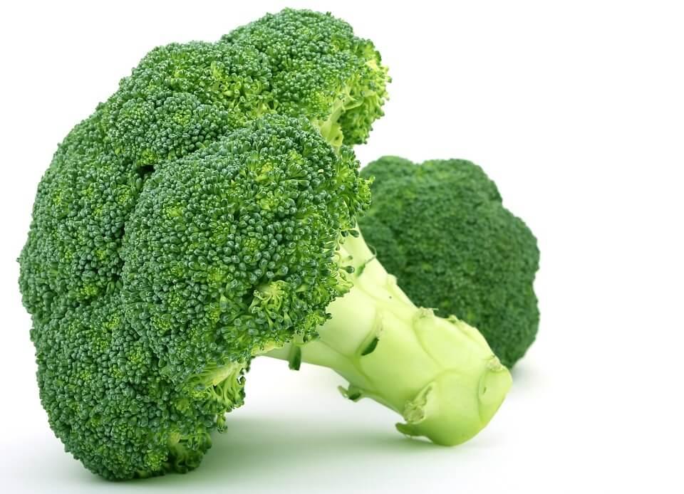 отрицательная калорийность овощи