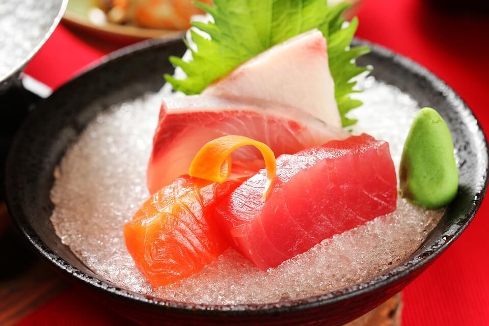 полезная рыба тунец