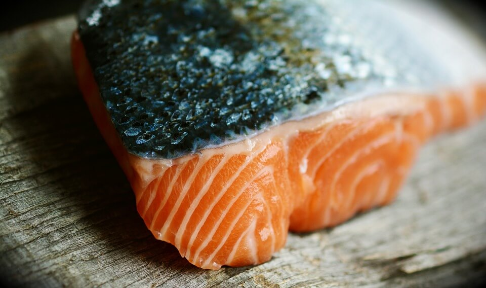 полезная рыба лосось