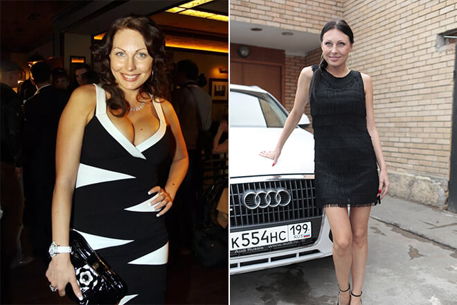 наталья бочкарева до и после похудения