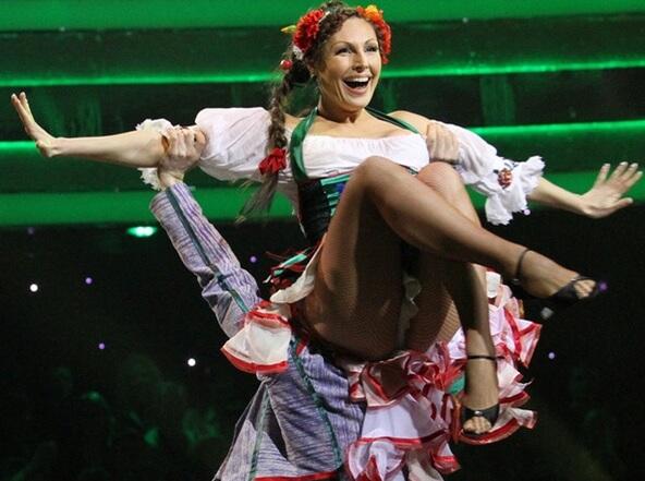 бочкарева танцы