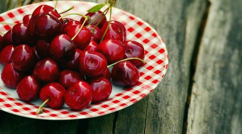 калорийность черешни