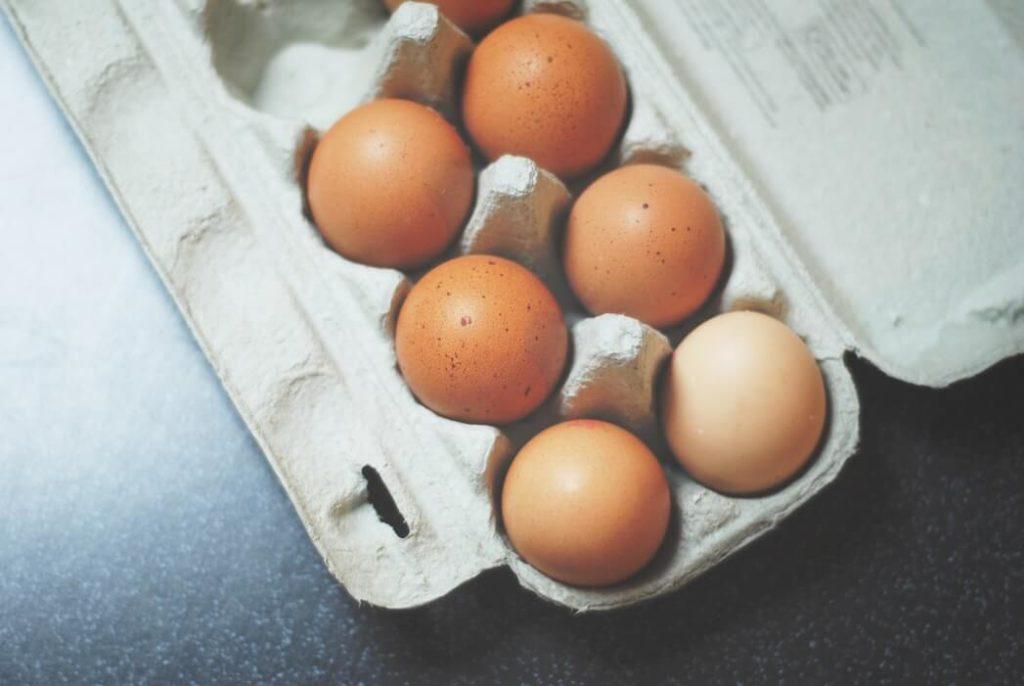 калорийность куриных яиц