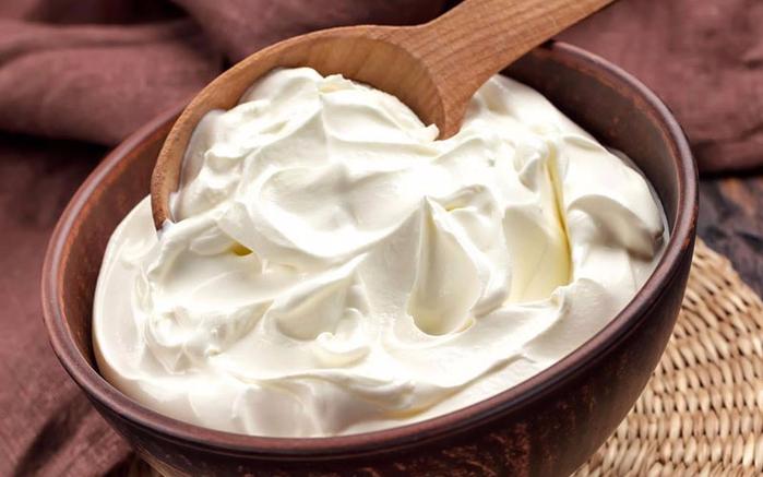 зефирный йогурт