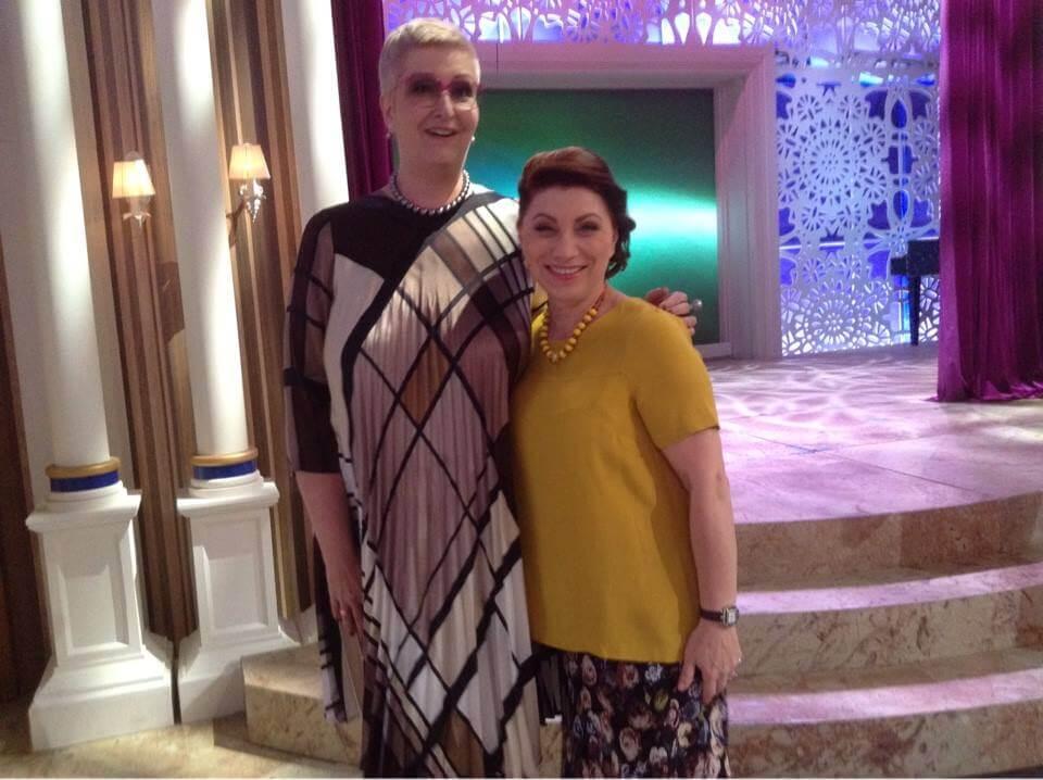Похудевшая Татьяна Устинова фото