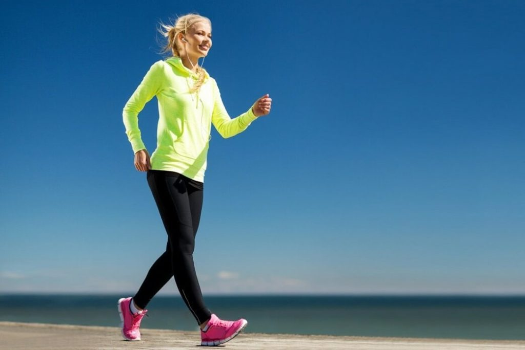 сколько шагов нужно пройти для здоровья