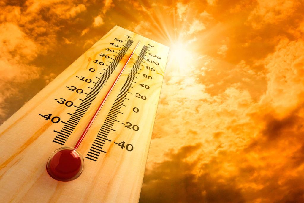 спастись от жары