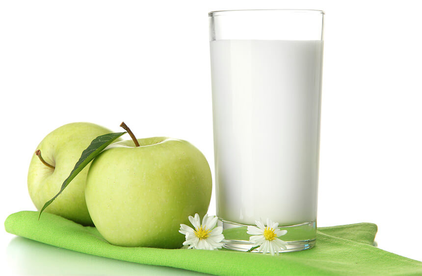 кефирно яблочная диета на 9 дней