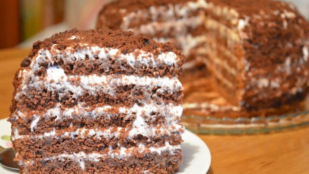 торт пп в домашних условиях