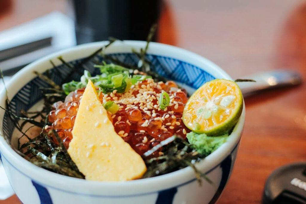 как питаются японцы