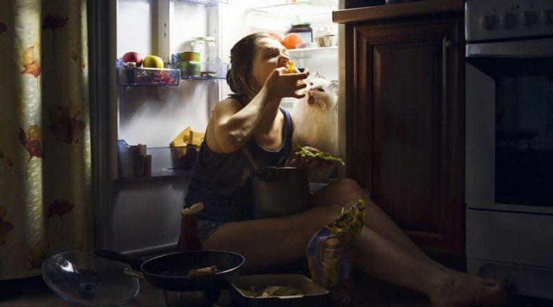 синдром ночного аппетита