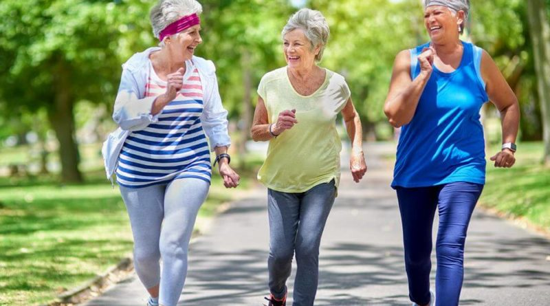 похудение в возрасте