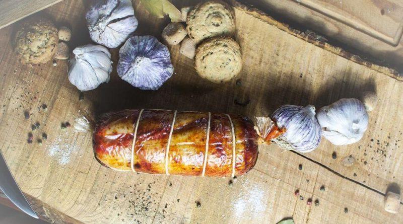 рецепт домашней колбасы