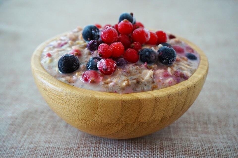здоровое питание осенью