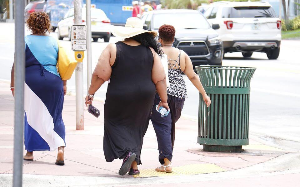Самые толстые страны в мире
