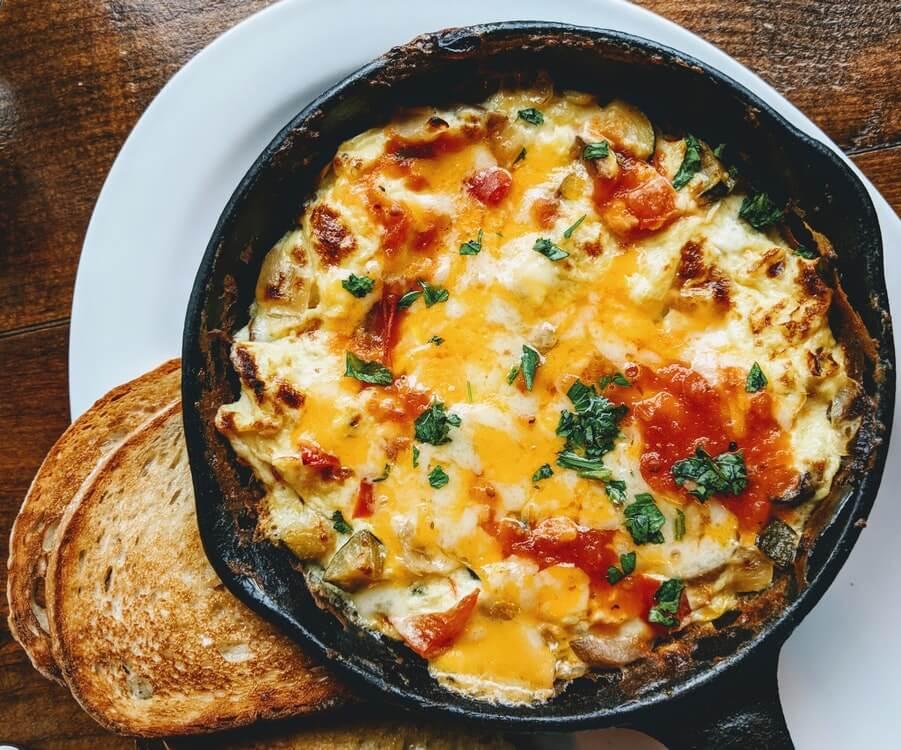завтрак по испански