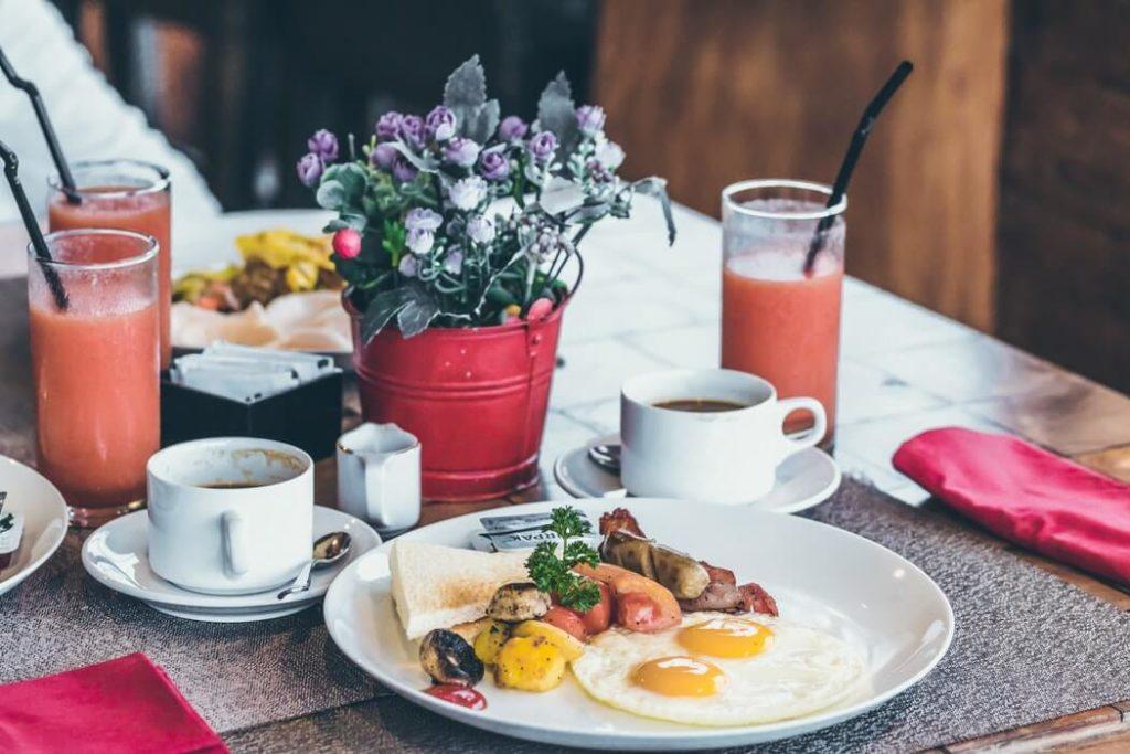английский завтрак рецепт