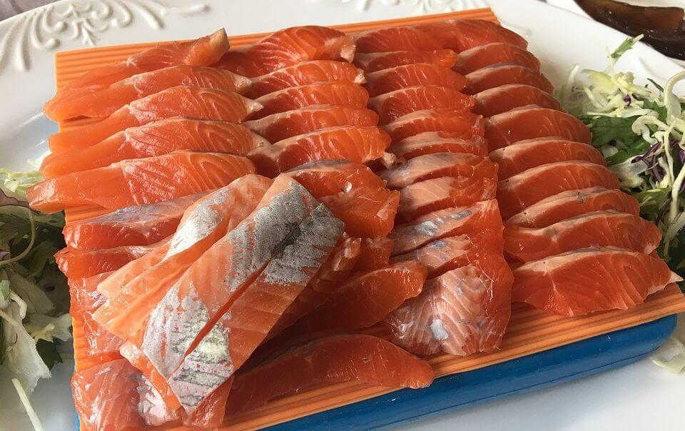 как вкусно засолить красную рыбу