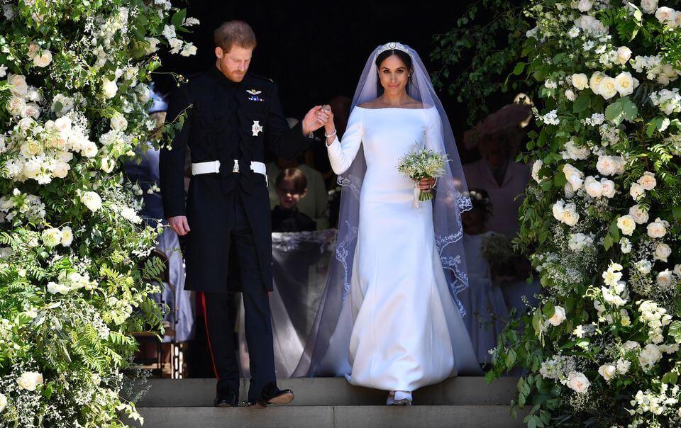 Королевская диета: как худела перед свадьбой Меган Маркл