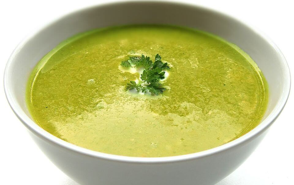 суп пюре из сельдерея для похудения
