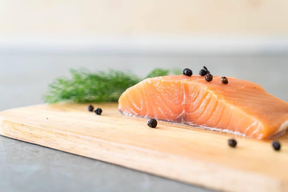 как засолить красную рыбу дома