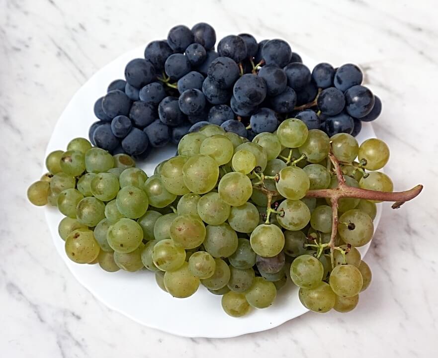 вареники с виноградом рецепт