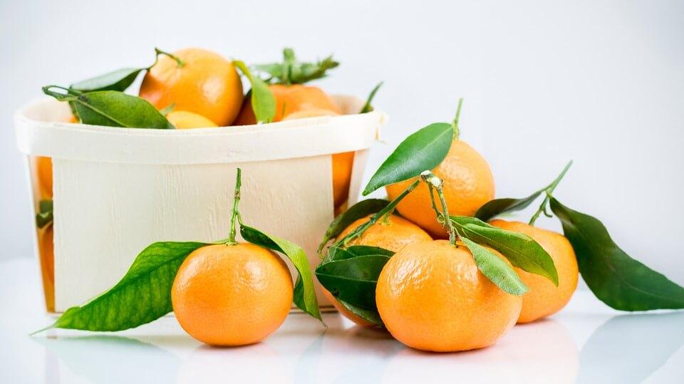 диета на мандаринах