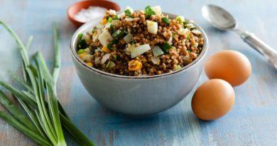 4 вкусных и самых недорогих рецепта гречки