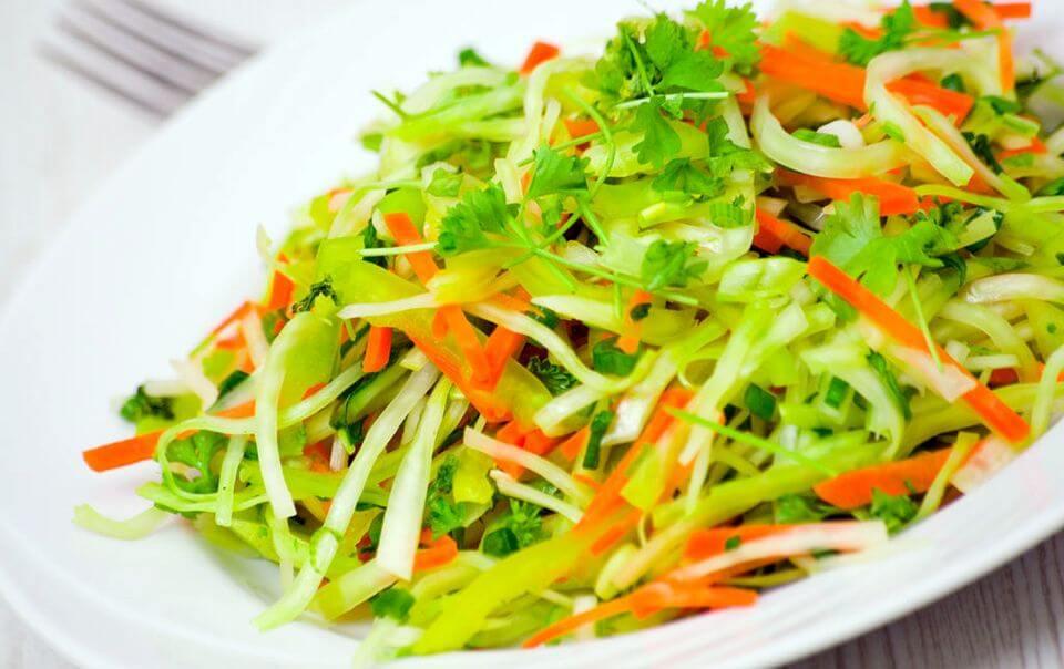 5 лучших салатов для похудения