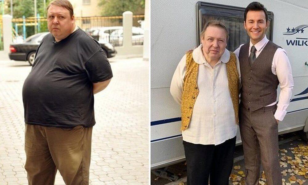 семчев александр актер похудел