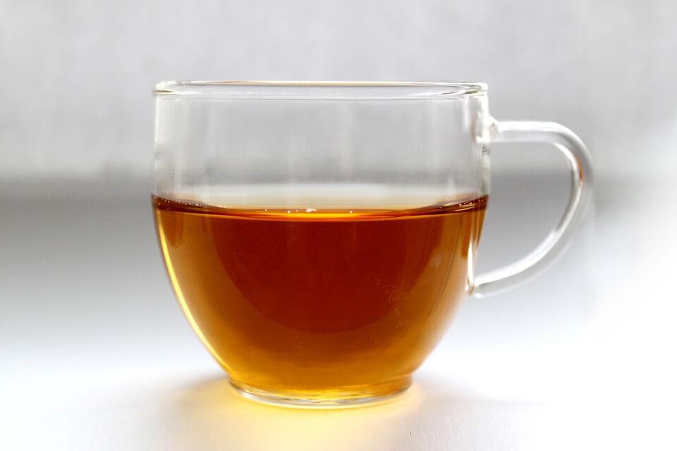 чай с медом и корицей